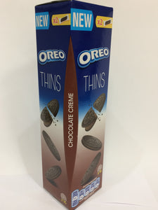 Oreo Thins Chocolate Creme Biscuits x16 96g
