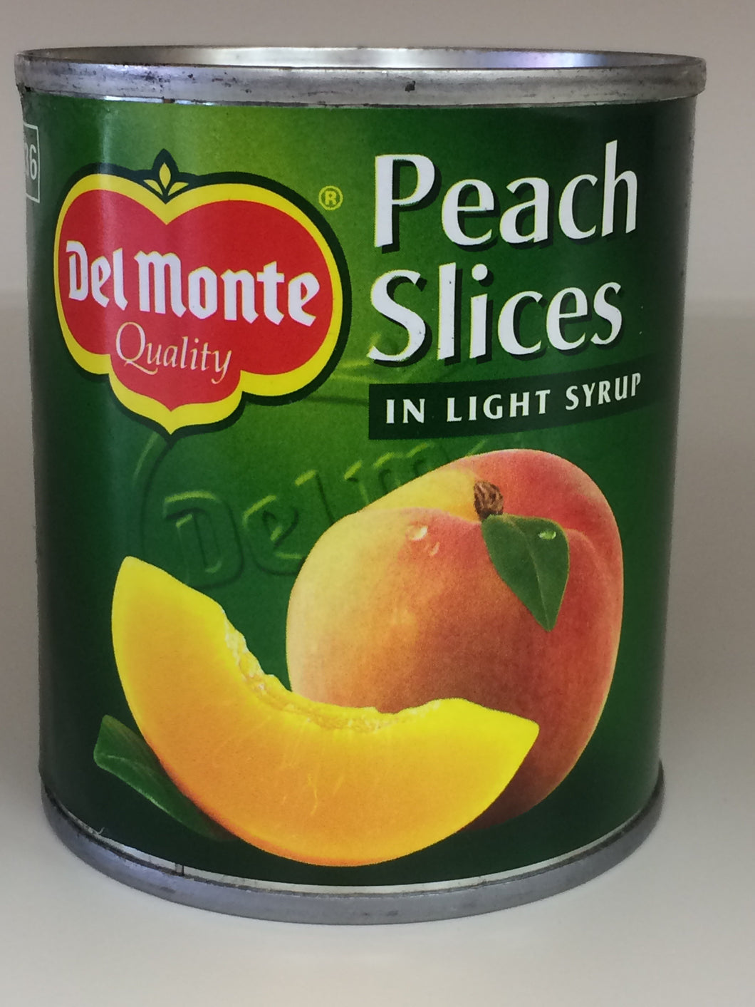 Del Monte Peach Slices Light Syrup 227G