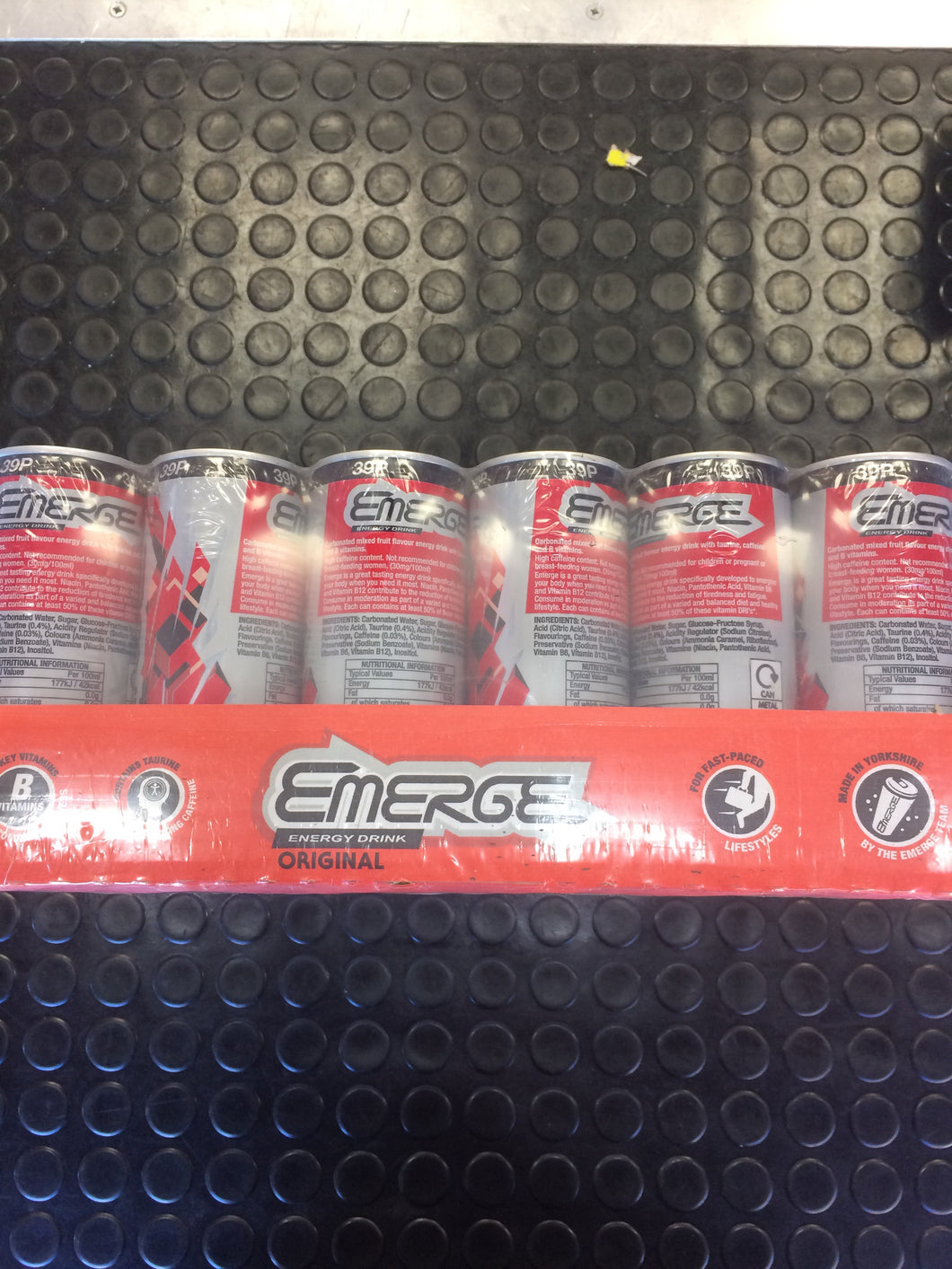 Emerge Original Energy Drink 24x 250ml Case