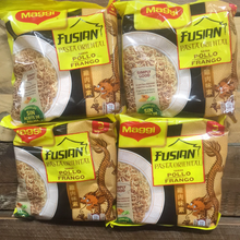 4x Maggi Fusian Pasta Oriental Noodles Chicken Flavour 4x71g bags