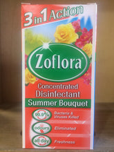 Zoflora Concentrated Disinfectant 56ml (Glass Bottle) (Assortment D)