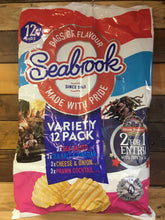 Seabrook Variety 12 Pack Crisps (12x25g)