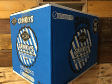 Jacobs Crinklys Salt & Vinegar Grab Bag 30 Pack Box