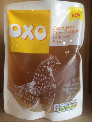 OXO Succulent Free-Range Chicken Stock 320ml