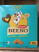 Bob Martin Beeno Classic Crunchy Chicken Flavour Large Dog Treats 500g