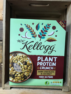 Kellogg Protein Chocolate Crunch Cereal 420g