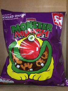 Monster Munch Pickled Onion Flavour 68g