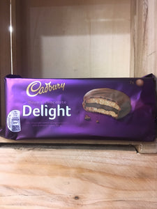 Cadbury Double Chocolate Delight Sandwich 175g
