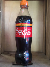 Coca-Cola Peach Zero 500ml