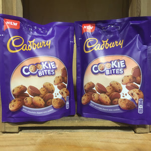 4x Cadbury Cookie Bites (4x90g)