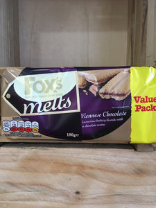 Fox's Viennese Chocolate Melts 180g