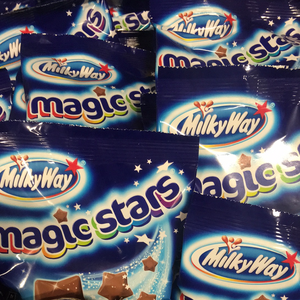 12x Milky Way Magic Stars (12x33g)