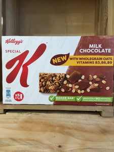 Kellogg's Special K Milk Chocolate 5 Pack