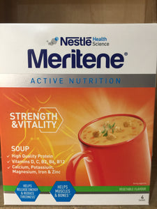Nestle Meritene Strength Vegetable Soup 200g