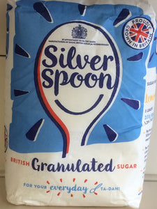 Silver Spoon Granualted Sugar 1kg