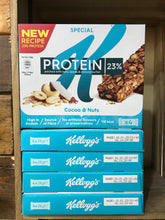 20x Kellogg's Special K Protein Bars with Nuts, Seeds & Almond Butter 28g (5x 4 Bars)