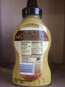 French's Spicy Brown Deli Mustard 240g Ingredients