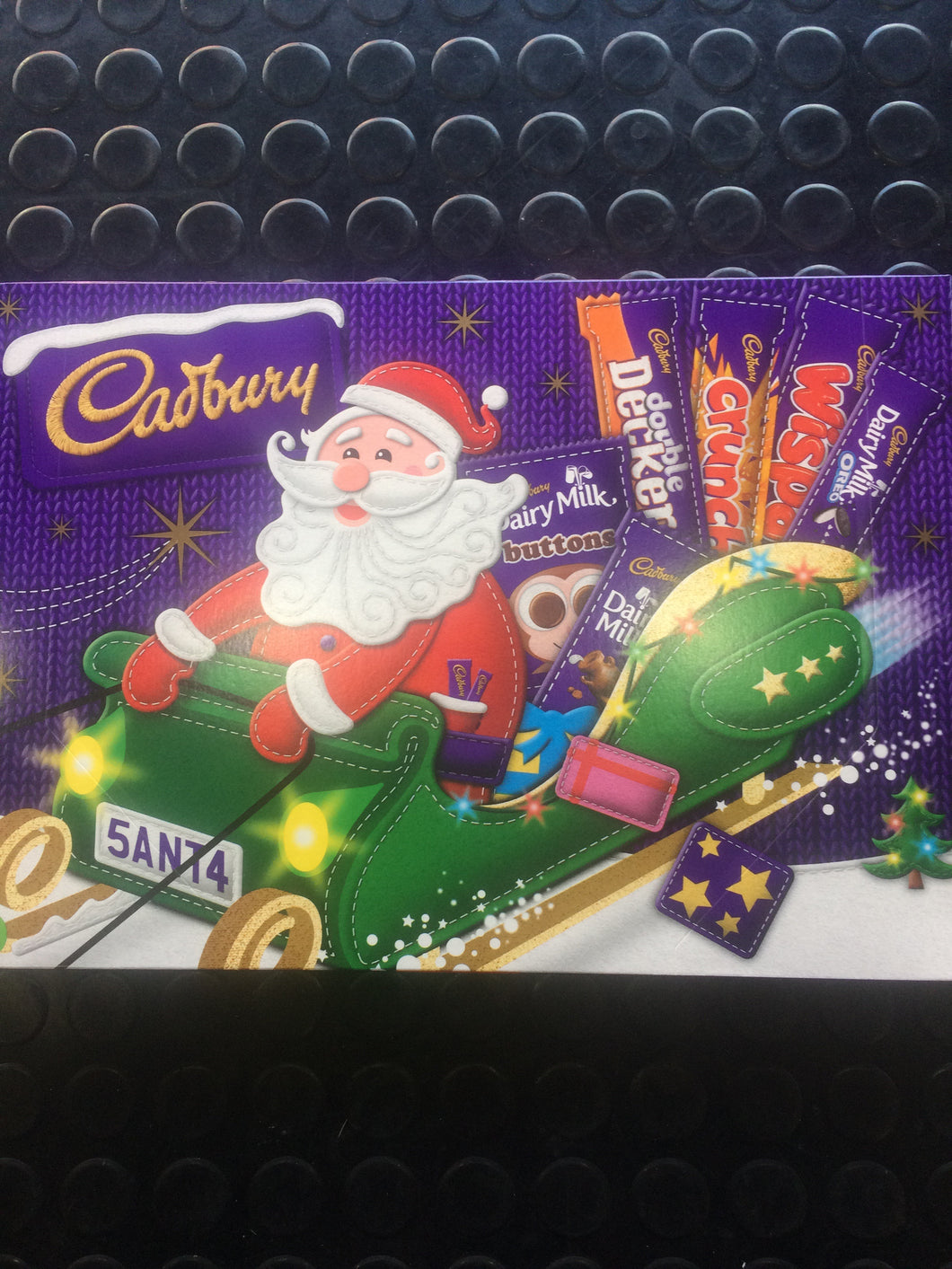 Cadbury Chocolate Assortment 169g