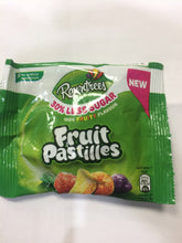 Rowntrees Fruit Pastilles 30% Less Sugar 38g