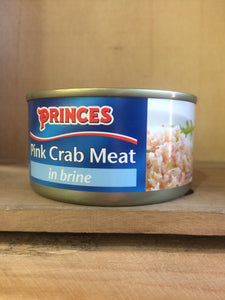 Princes Pink Crab Meat in brine 170g