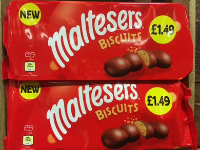 2x Maltesers Biscuits (2x110g)