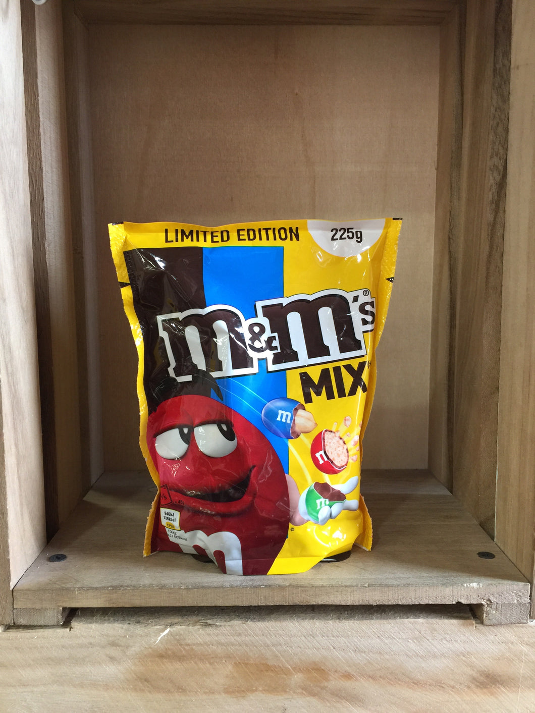 M&M's Mix Limited Edition Share Bag 225g