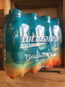 Lucazade Caribbean Crush 8 x 380ml Bottles