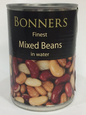 Bonners Finest Mixed Beans 400g