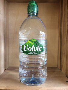 Volvic Sports Cap Still Water 1 Litre