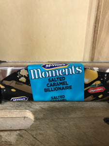 McVitie's Moments Salted Caramel Billionaire Slice 54g