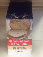 McDougalls Brown Bread & Roll Mix 3.5kg - Just Add Water