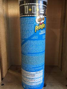 Pringles Salt & Vinegar 200g