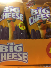 12x Golden Wonder The Big Cheese Sharing Bags (12x65g)