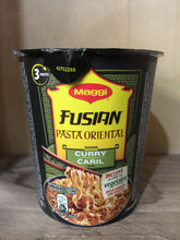 Maggi Fusian Curry Noodles Pot 61.5g