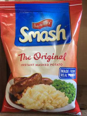 Smash Original Instant Mashed Potato 176g