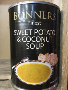 Bonners Sweet Potato & Coconut Soup 400g