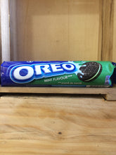 Oreo Mint Flavour Biscuits 154g