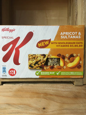 Special K Apricot & Sultana Bars 5x Pack (5x27g)