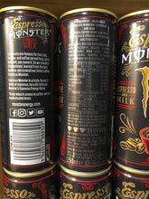 6x Monster Espresso and Milk Triple Shot Energy Drink (6x250ml)