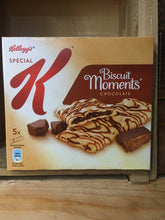 Kelloggs Special K Biscuit Moments Chocolate 5 Pack