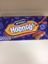 McVities Hobnobs 5 Slices Topped with Chocolate 128.6g