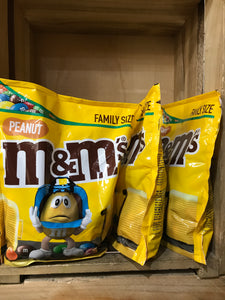 1.32kg of M&M's Peanut (3 Packs of 440g)