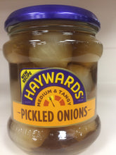 Hayward pickled onions - Medium & Tangy 270g