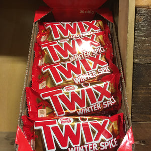 12x Twix Winter Spice Bars (12x46g)