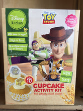 Cake Angels Toy Story CupCake Activity Kit 121g
