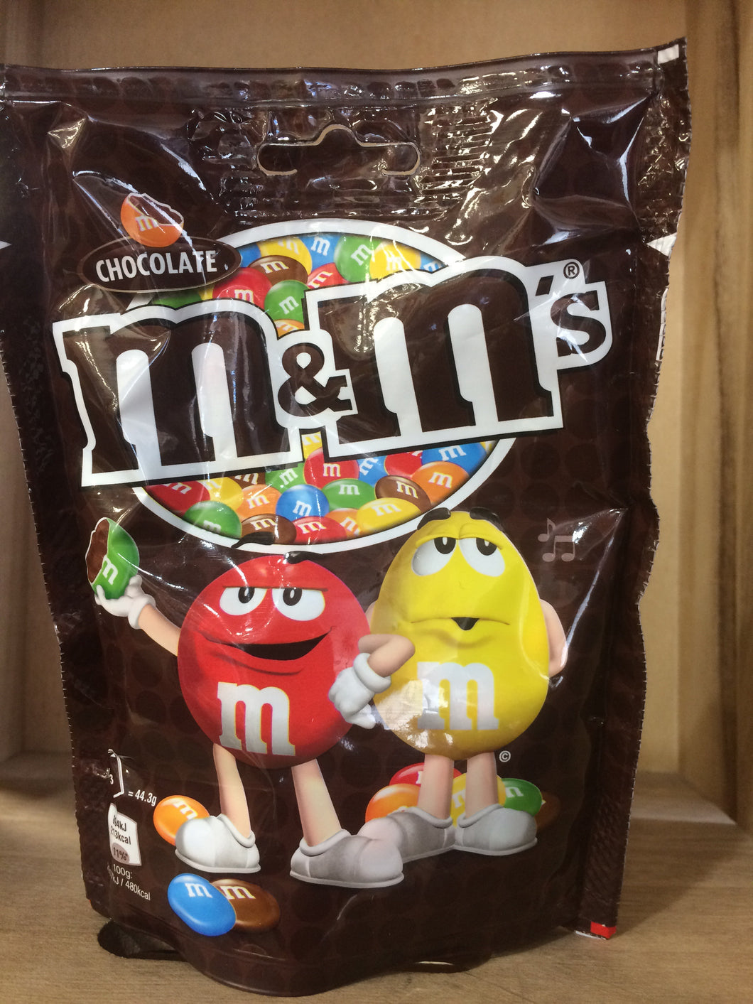 M&M's Chocolate Share Bag 133g