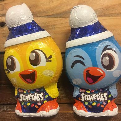 3x Smarties Milk Chocolate Penguins (3x94g)