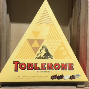 25x Mini Toblerone Chocolates Assortment Gift Box (25x8g)