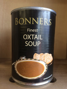 Bonners Oxtail Soup 400g