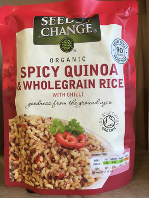 Seeds Of Change Seven Wholegrains Rice with Chilli 240g